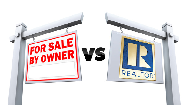 home for sale by owner vs realtor